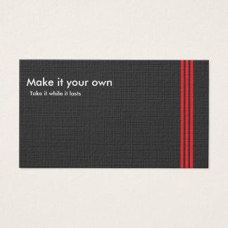 Sleek Professional Business Cards