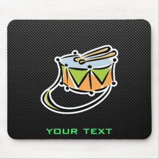 Sleek Snare Drum Mouse Pad