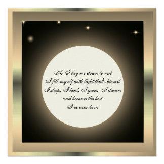 Sleep Blessing Poster