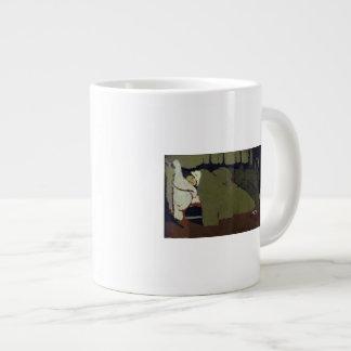 Sleep, c.1891 jumbo mug