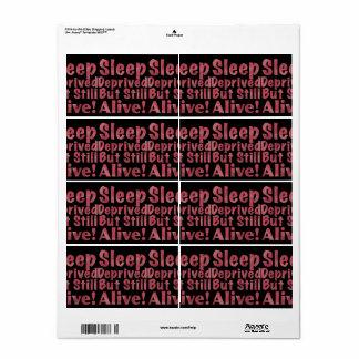 Sleep Deprived But Still Alive in Raspberry