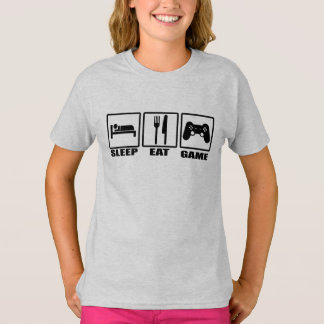 Sleep Eat Game T-Shirt