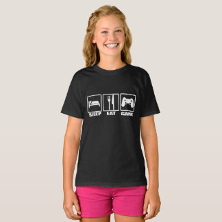 Sleep Eat Game T-Shirt