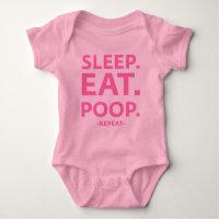 Sleep. Eat. Poop. Repeat.