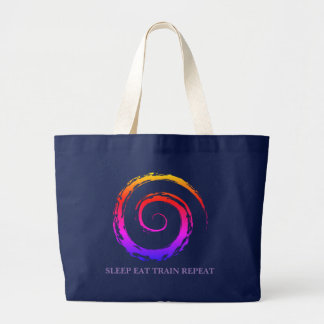 Sleep Eat Train Repeat Full Size Tote