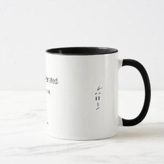Sleep is overrate.  Coffee is not. Mug
