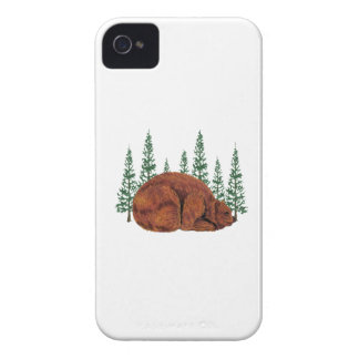 SLEEP JUST RIGHT iPhone 4 Case-Mate CASES
