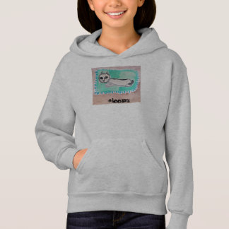 Sleep Kitty Kids Sweatshirt