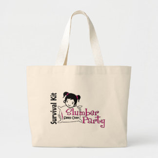 Sleep Over Tote Bag