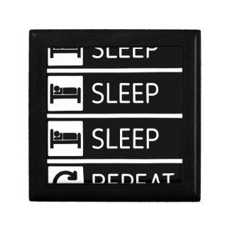 Sleep Sleep Sleep Repeat Gift Box