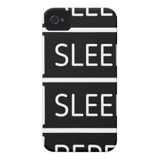 Sleep Sleep Sleep Repeat iPhone 4 Case