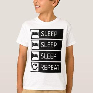 Sleep Sleep Sleep Repeat T-Shirt