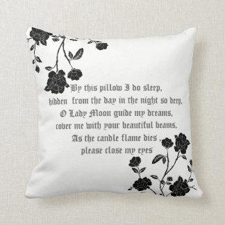 Sleep Spell Throw Pillow
