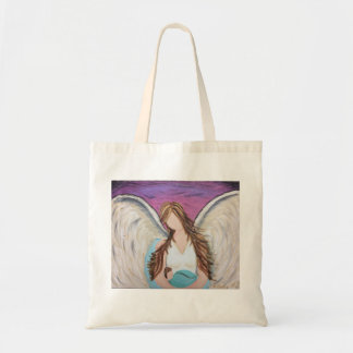 Sleep sweet little one tote bag