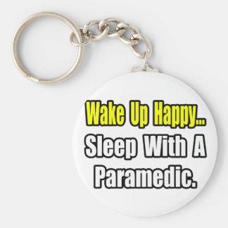 Sleep With a Paramedic Key Chains