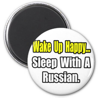 Sleep With a Russian Magnet