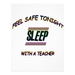 Teachers letterhead custom teachers letterhead templates sleep with a teacher letterhead spiritdancerdesigns Image collections