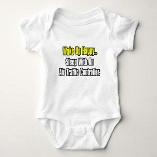 Sleep With An Air Traffic Controller Baby Bodysuit
