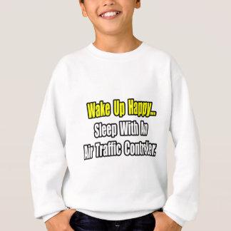 Sleep With An Air Traffic Controller Sweatshirt