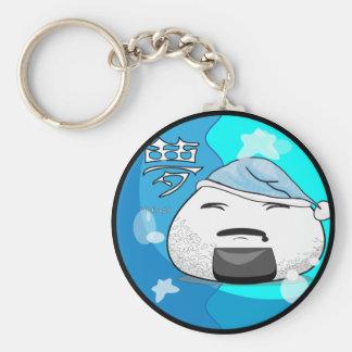 Sleepin Hanged Keychain