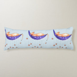 Sleeping Amongst the Stars Pillow
