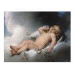 *Sleeping Angel* by Leon Jean Basile-Perrault Post Card