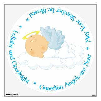 Sleeping Angel Wall Sticker