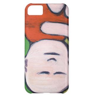 Sleeping Baby Buddha ( Buddhism pop art ) Cover For iPhone 5C