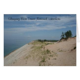 Sleeping Bear Dunes National Lakeshore Notecard