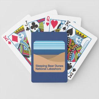 Sleeping Bear Dunes National Lakeshore Poker Deck