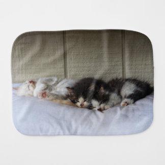 Sleeping Beauties Burp Cloth