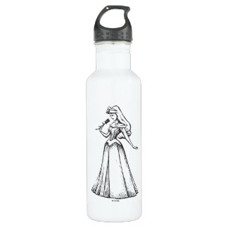 Sleeping Beauty | Aurora - Vintage Rose 710 Ml Water Bottle