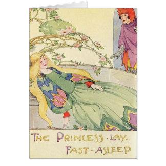 Sleeping Beauty - Card