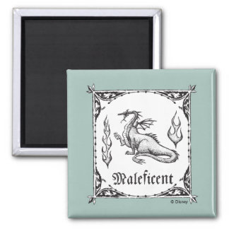 Sleeping Beauty | Maleficent Dragon - Gothic Magnet