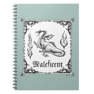 Sleeping Beauty | Maleficent Dragon - Gothic Notebook