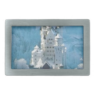 Sleeping Beauty's Castle Belt Buckles