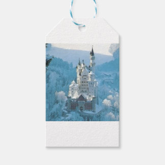 Sleeping Beauty's Castle Gift Tags