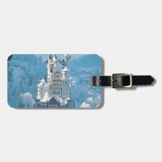 Sleeping Beauty's Castle Luggage Tag