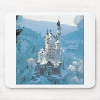 Sleeping Beauty's Castle Mouse Pad