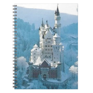 Sleeping Beauty's Castle Notebook
