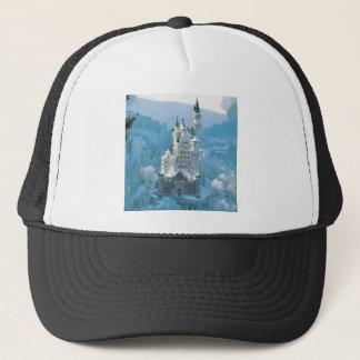Sleeping Beauty's Castle Trucker Hat