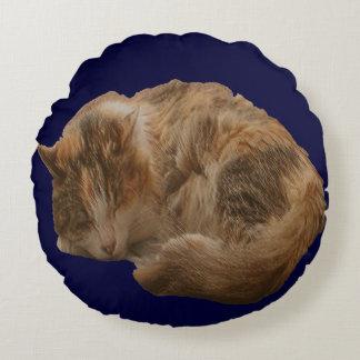 Sleeping Bengal Kitten Prank Pet Pillow
