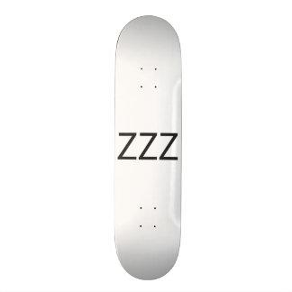 Sleeping, Bored, Tired.ai Skateboards