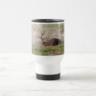 Sleeping Buck Travel Mug