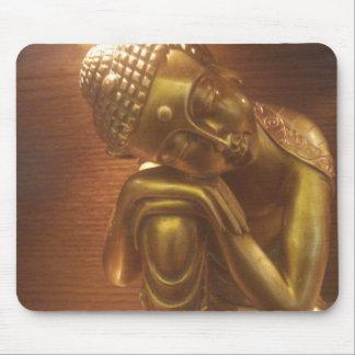 Sleeping Buddha Mouse Pad