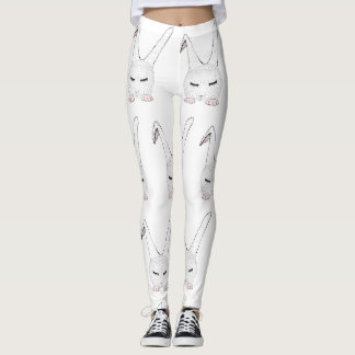 Sleeping Bunnie Leggings