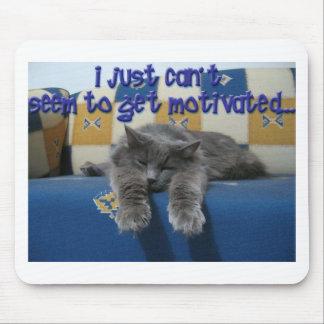 Sleeping Cat Mouse Pad