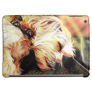 Sleeping Cherub Case Savvy Glossy iPad Case