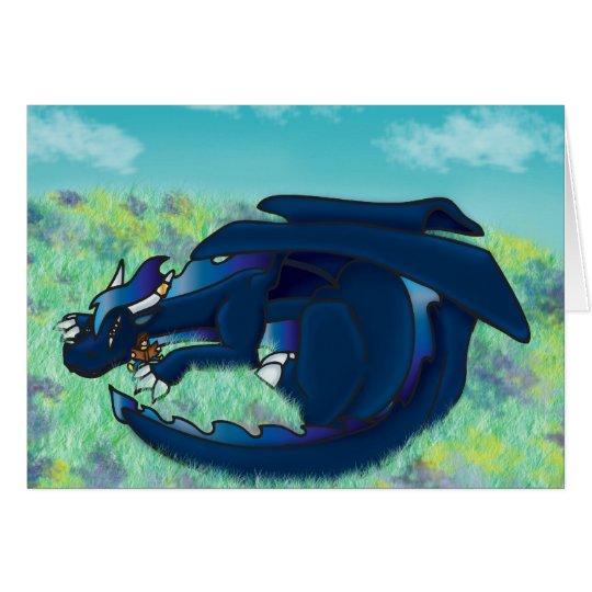 Sleeping Dragon Card