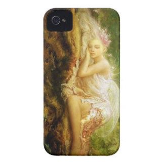 Sleeping Fairy iPhone 4 Cases